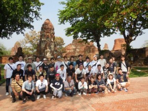 thai group photo